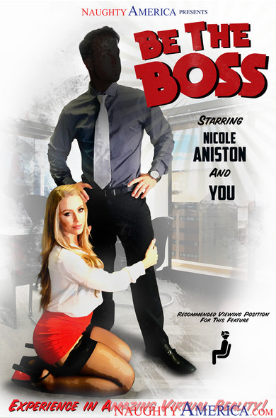 "Nicole Aniston , Chad White In Naughty Office – ""Be the Boss"""