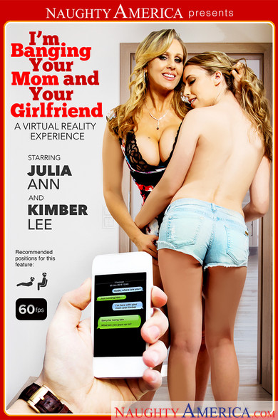Julia Ann & Kimber Lee In I'm Banging Your Mom and Your Girlfriend