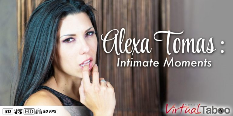 Alexa Tomas: Intimate Moments