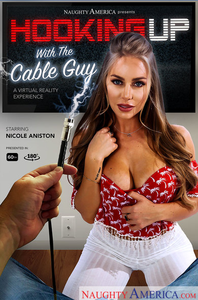 Nicole Aniston in Hooking up with the cable guy