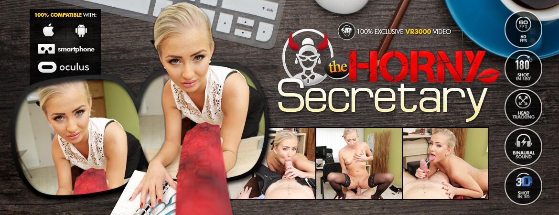 The Horny Secretary