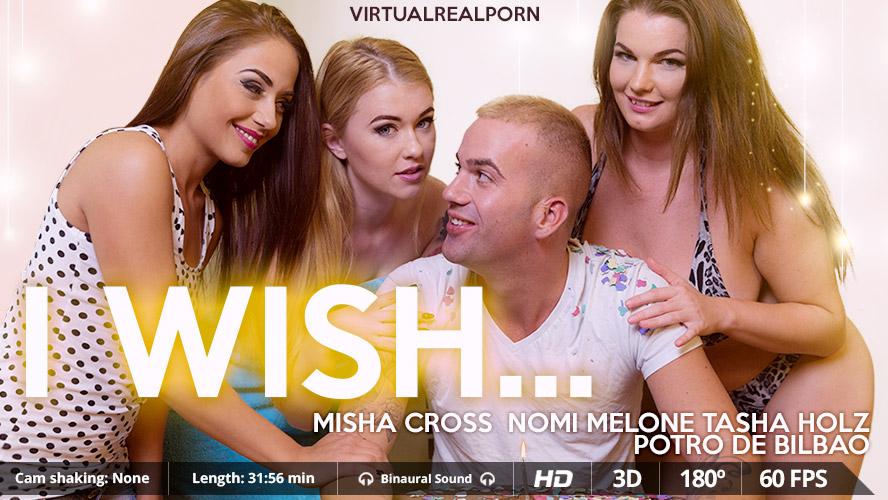 I wish… VR Porn